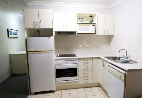 Horizons 317, Jindabyne - Kitchen