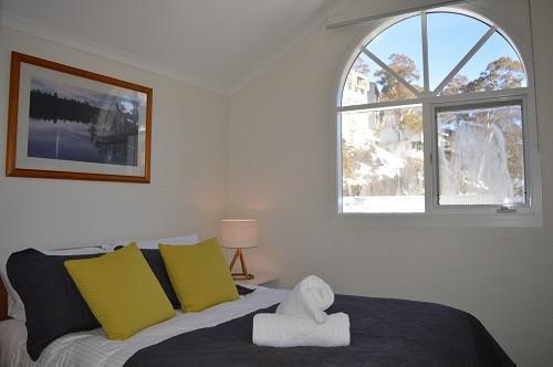 Inala 1, Thredbo - Bedroom