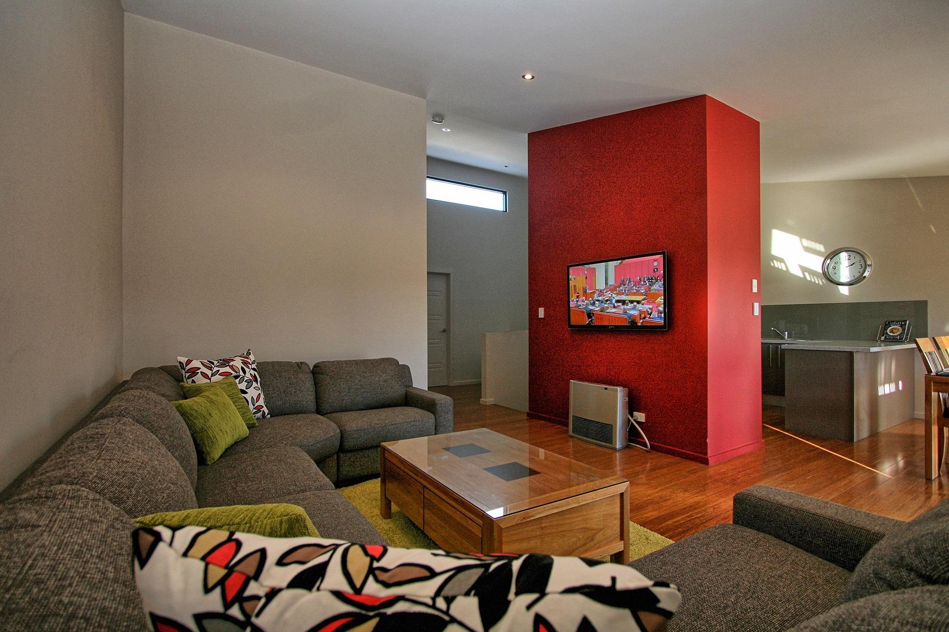 Khione 3, Jindabyne - Living Room