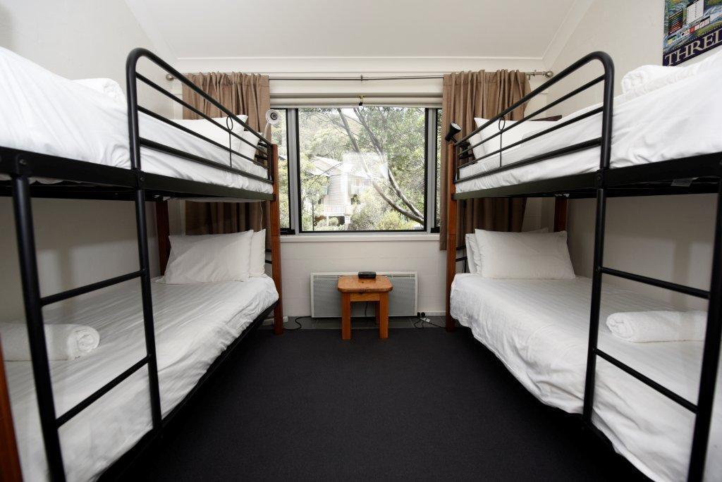 Kirkwood 2, Thredbo - Bedroom