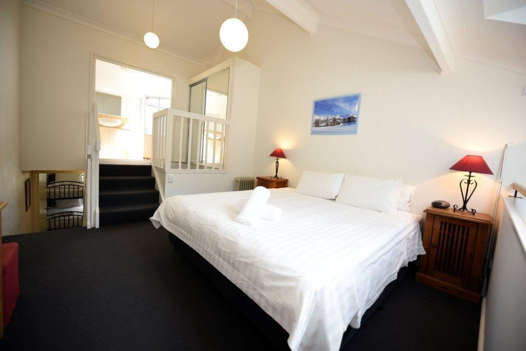 Kirkwood 2, Thredbo - Loft Bedroom