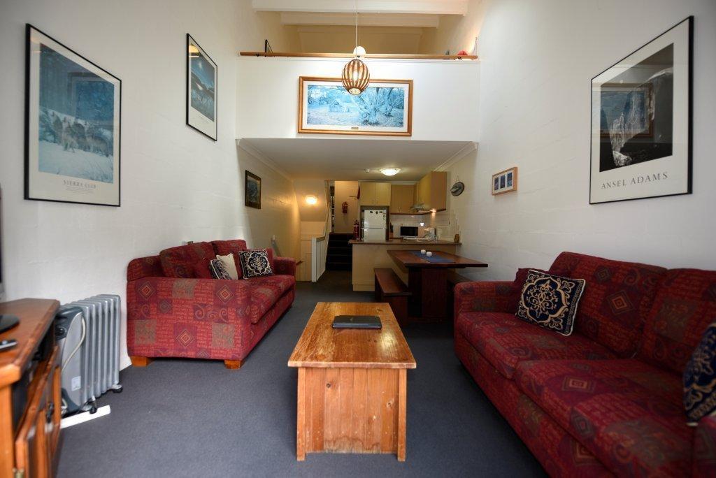 Kirkwood 2, Thredbo - Lounge