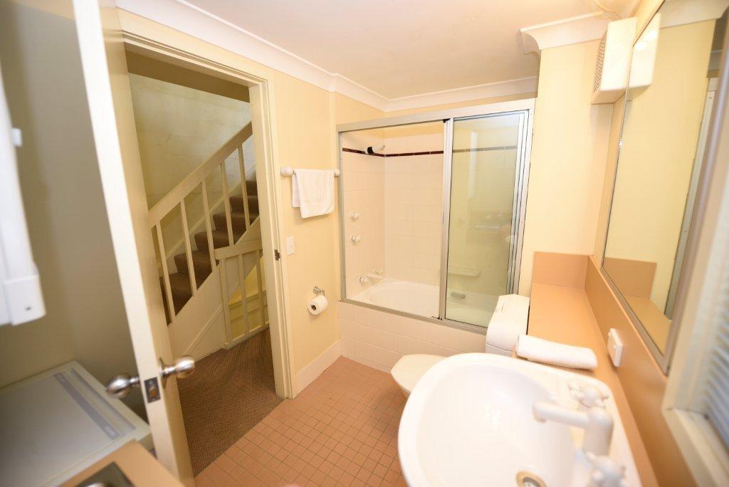 Kirkwood 4, Thredbo - Bathroom