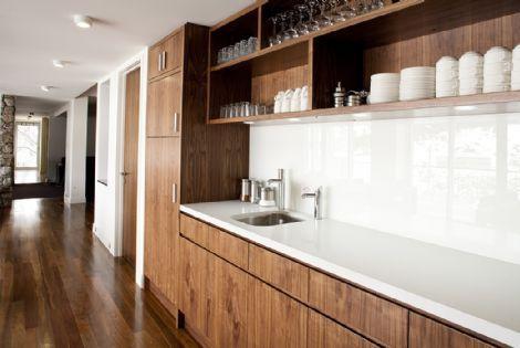 Kooloora Lodge, Perisher - Guest Kitchen Area