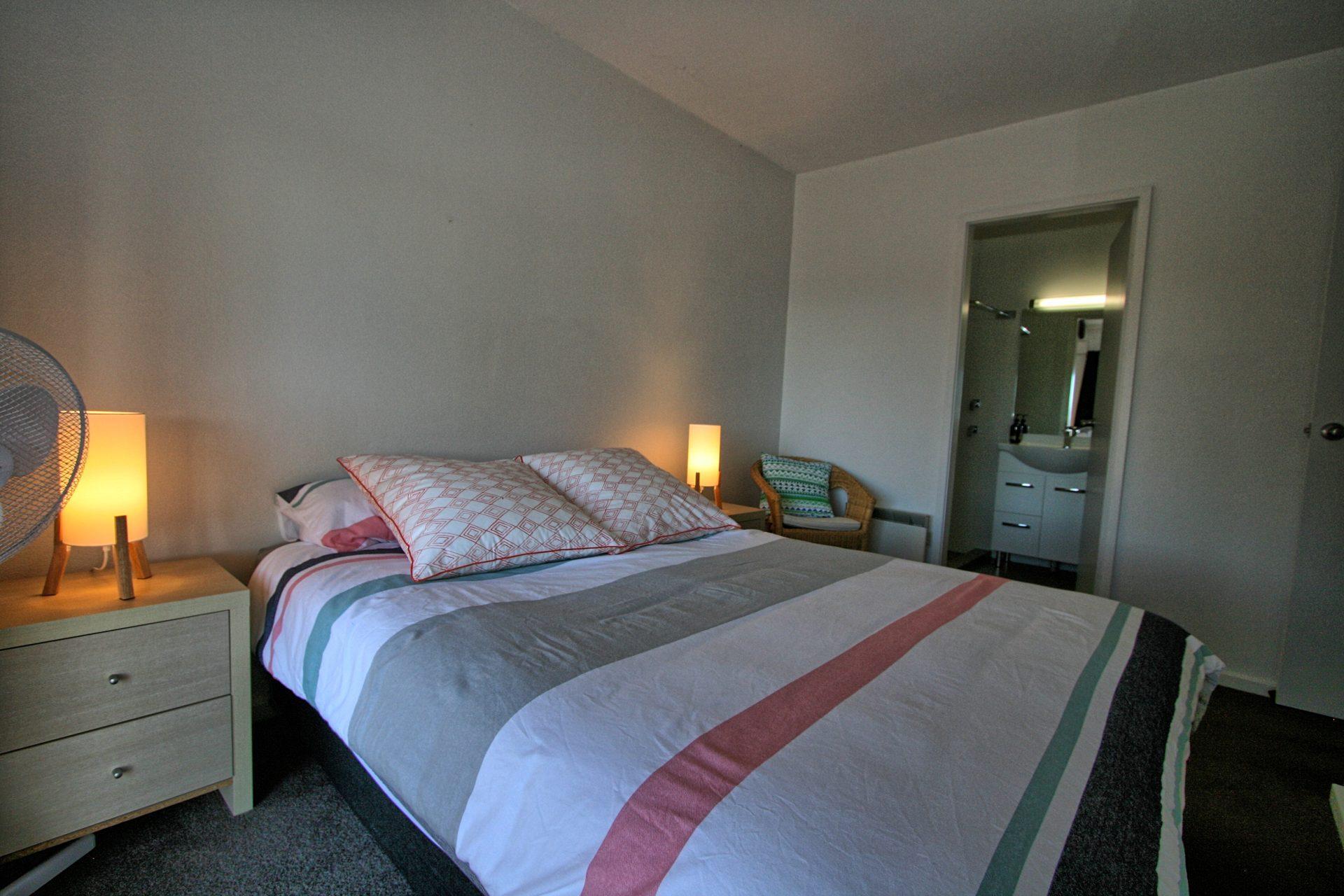 Kooringa 1, Jindabyne - Bedroom 1 with ensuite