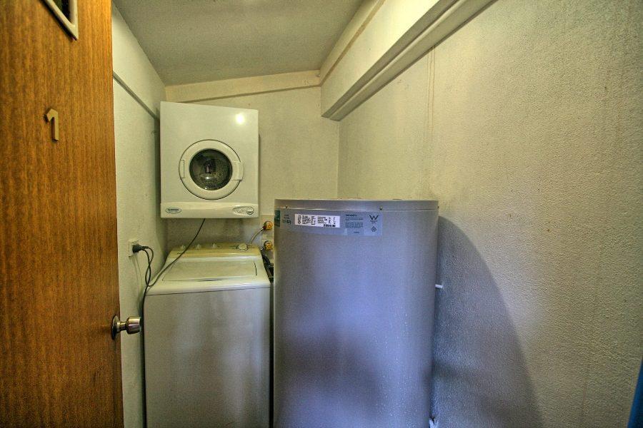 Kooringa 1, Jindabyne - Laundry