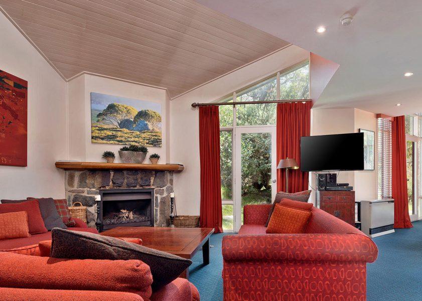 La Piste Truite, Thredbo - 3 bedroom & loft chalet