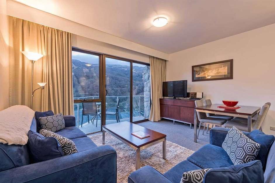 Lantern, Thredbo - Balcony Lounge