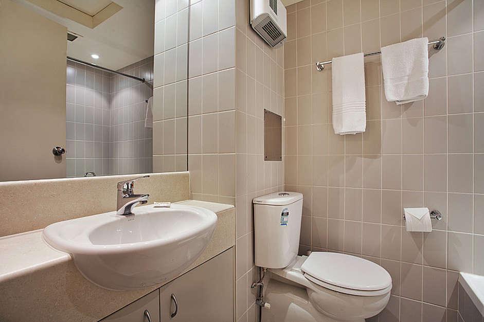Lantern, Thredbo - Terrace Bathroom