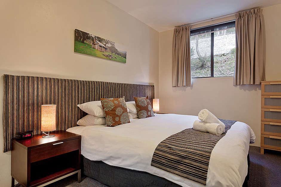 Lantern, Thredbo - Terrace Bedroom