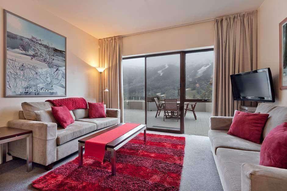 Lantern, Thredbo - One Bedroom Apartment