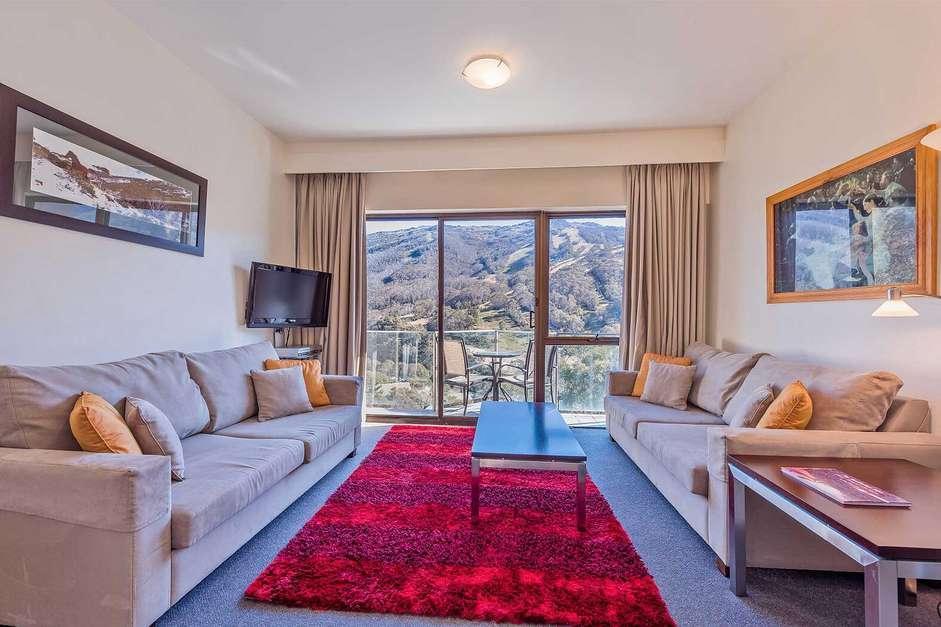 Lantern, Thredbo - One Bedroom Deluxe Apartment