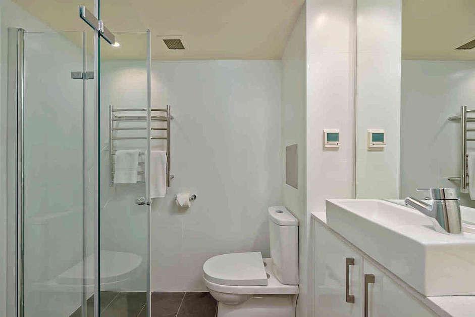 Lantern, Thredbo - Loft Bathroom