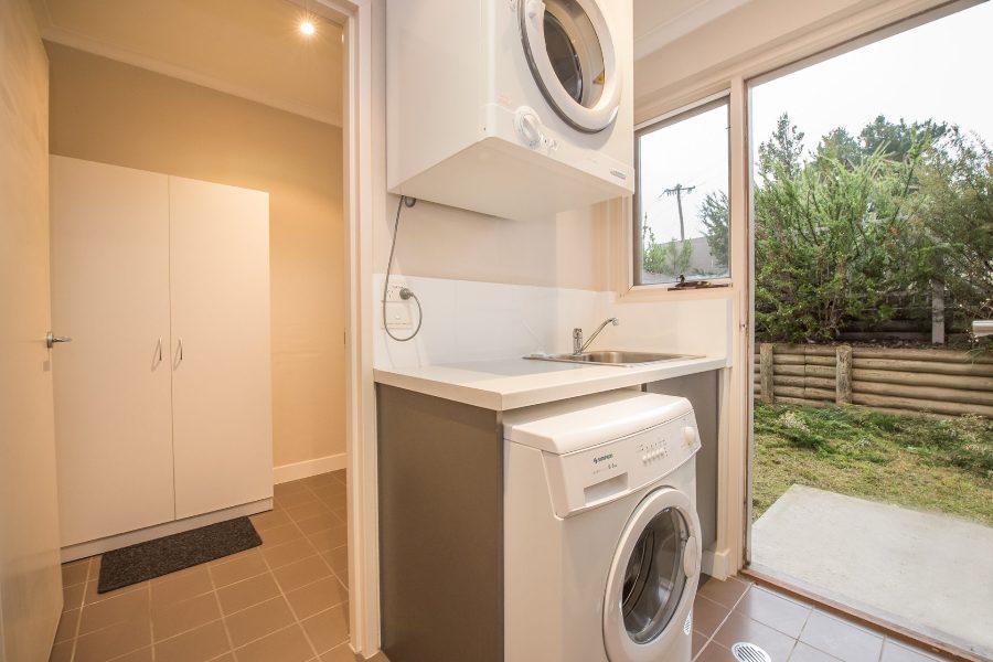 Grevillea, Jindabyne - Laundry
