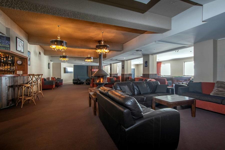 Matterhorn Lodge, Perisher - Lounge
