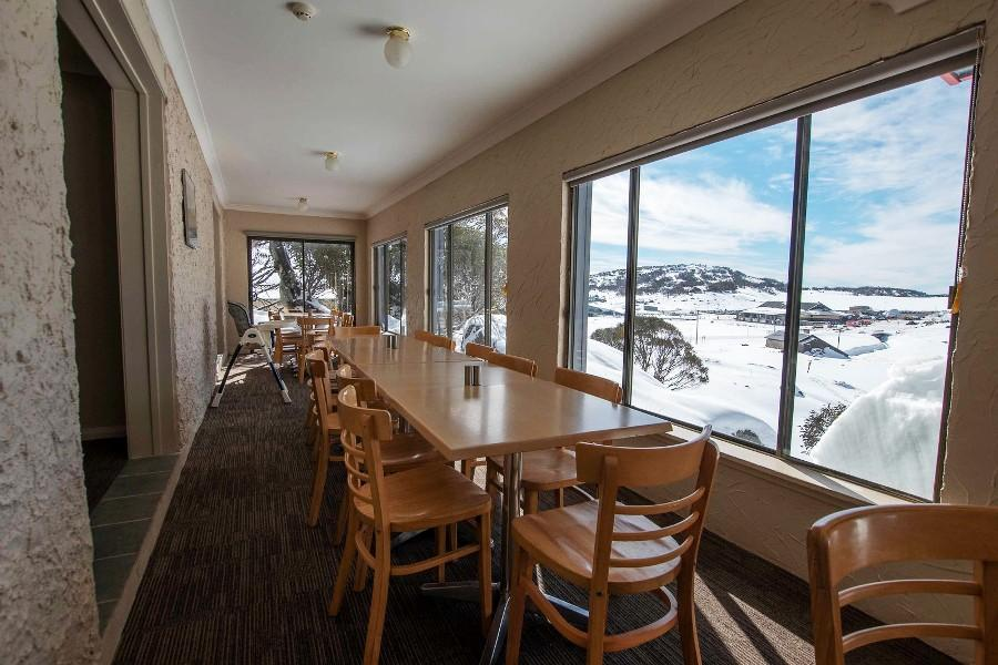 Matterhorn Lodge, Perisher - Dining Room