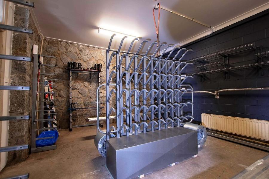 Matterhorn Lodge, Perisher - Ski Storage Room