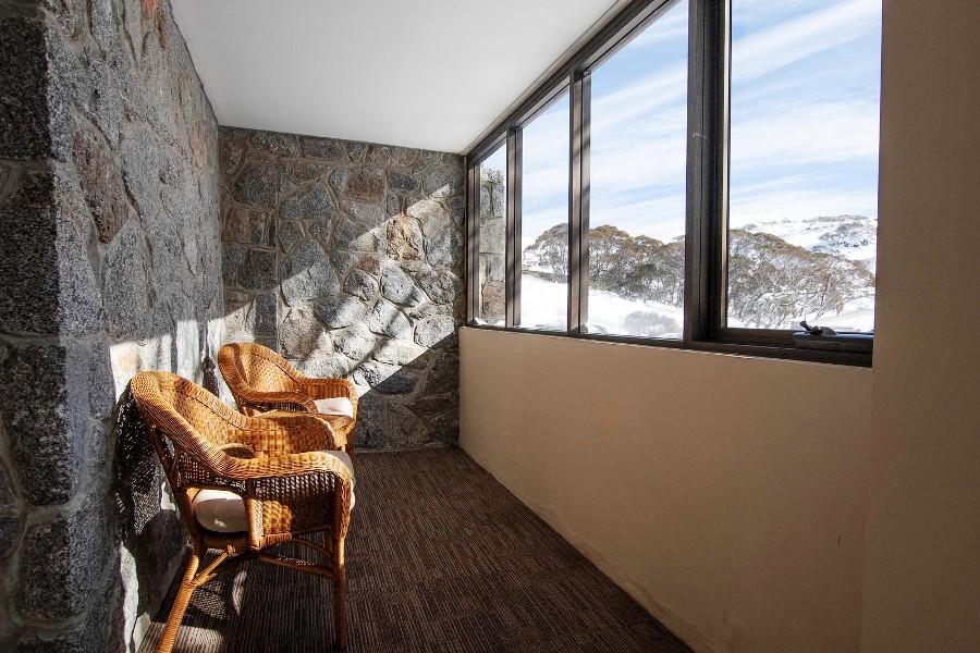 Matterhorn Lodge, Perisher - Sunroom
