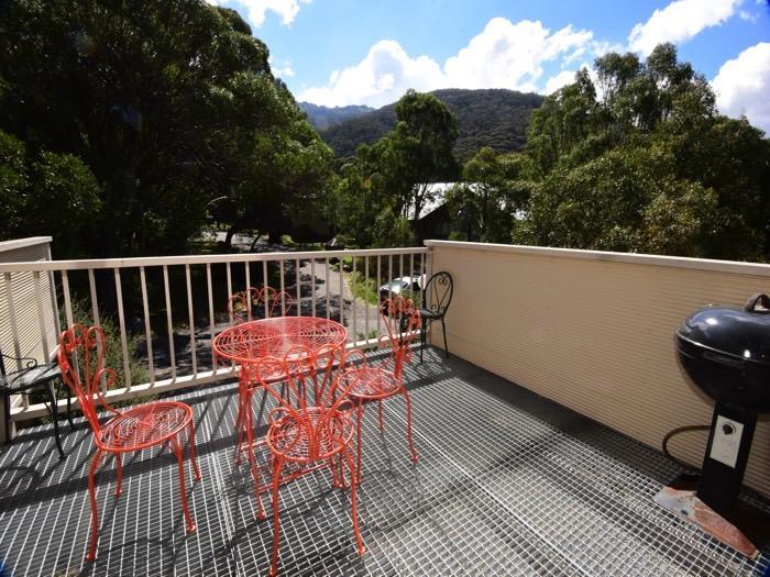 Mountain Vista 2, Thredbo - Balcony