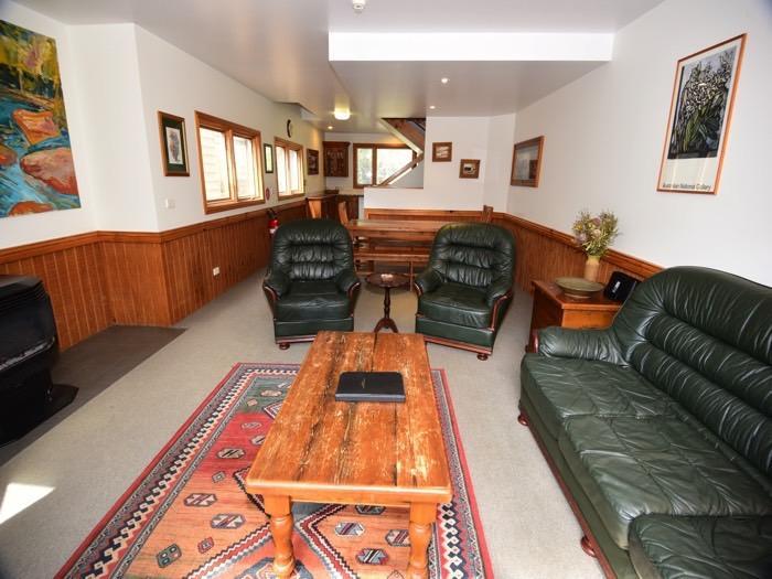 Mountain Vista 2, Thredbo - Lounge