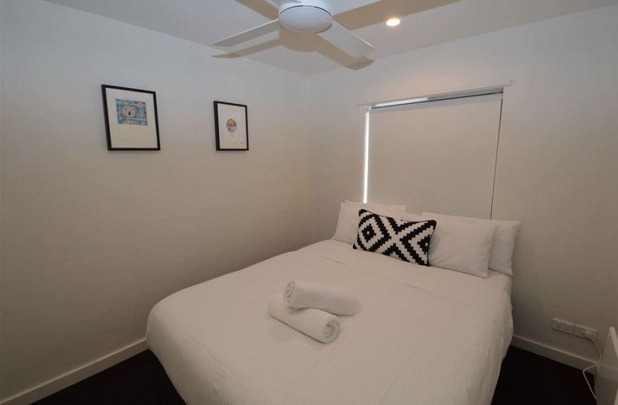 Mowamba A1, Thredbo - Bedroom