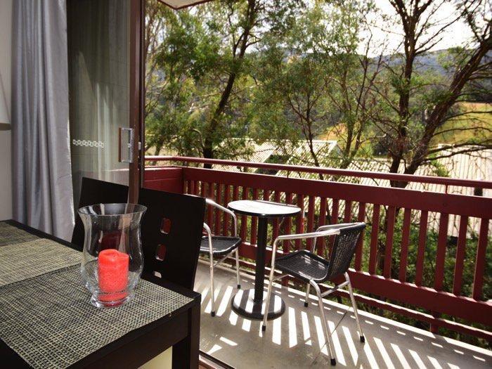 Mowamba D1, Thredbo - Balcony