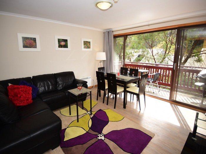 Mowamba D1, Thredbo - Living Area