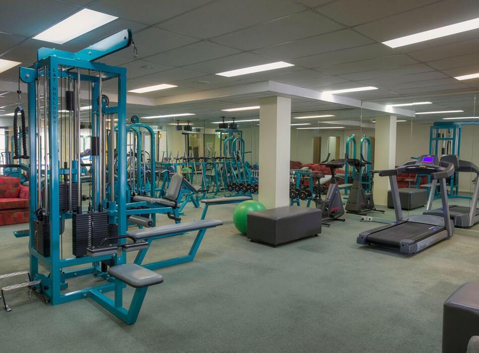 Mt Buller Chalet - Gym