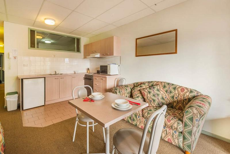 One Bedroom Standard Apartment - Falls Creek Country Club