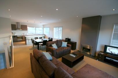 Opus 1, Jindabyne - Living Room