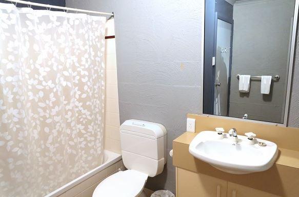 Parkwood Apartments, Jindabyne - Bathroom