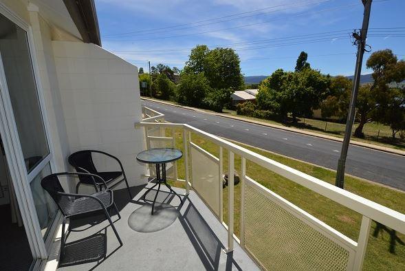 Parkwood 7, Jindabyne - Balcony