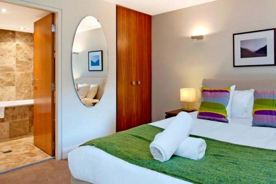 Peak Apartment 2, Thredbo - Bedroom