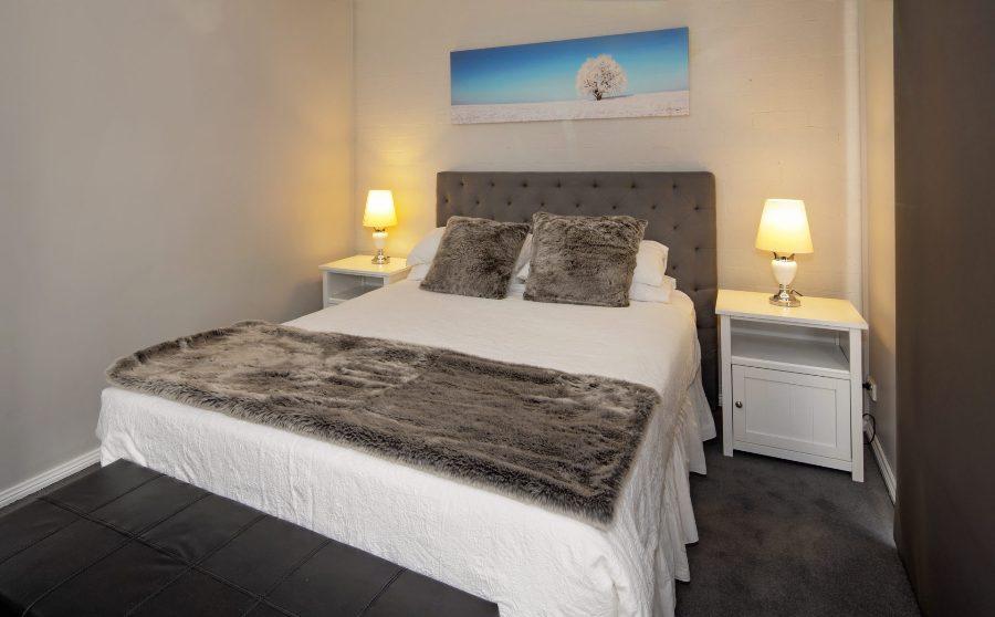 Petersdorf 1, Jindabyne - Master Bedroom