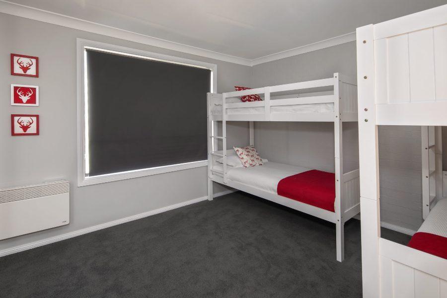 Petersdorf 1, Jindabyne - Second Bedroom