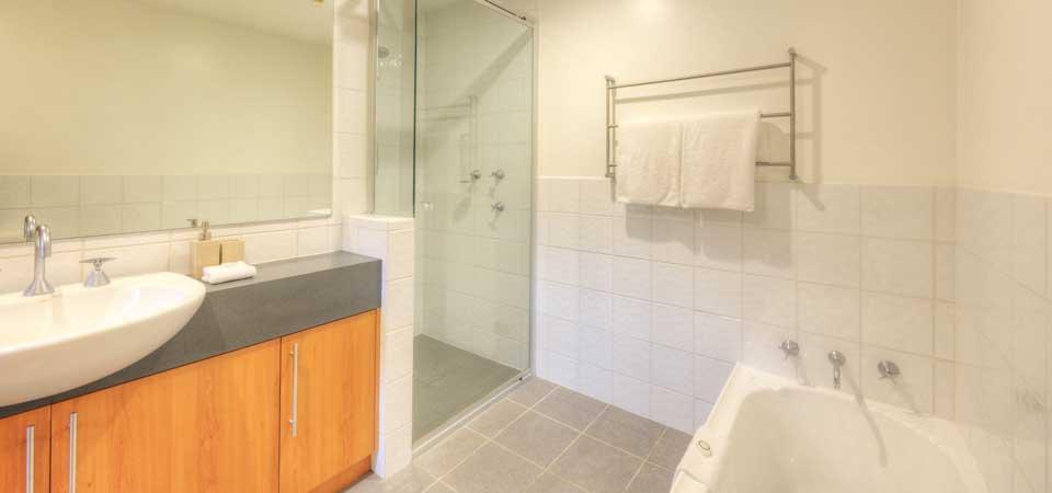 Pinnibar 1, Thredbo - Bathroom