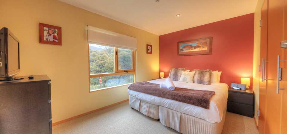 Pinnibar 1, Thredbo - Bedroom