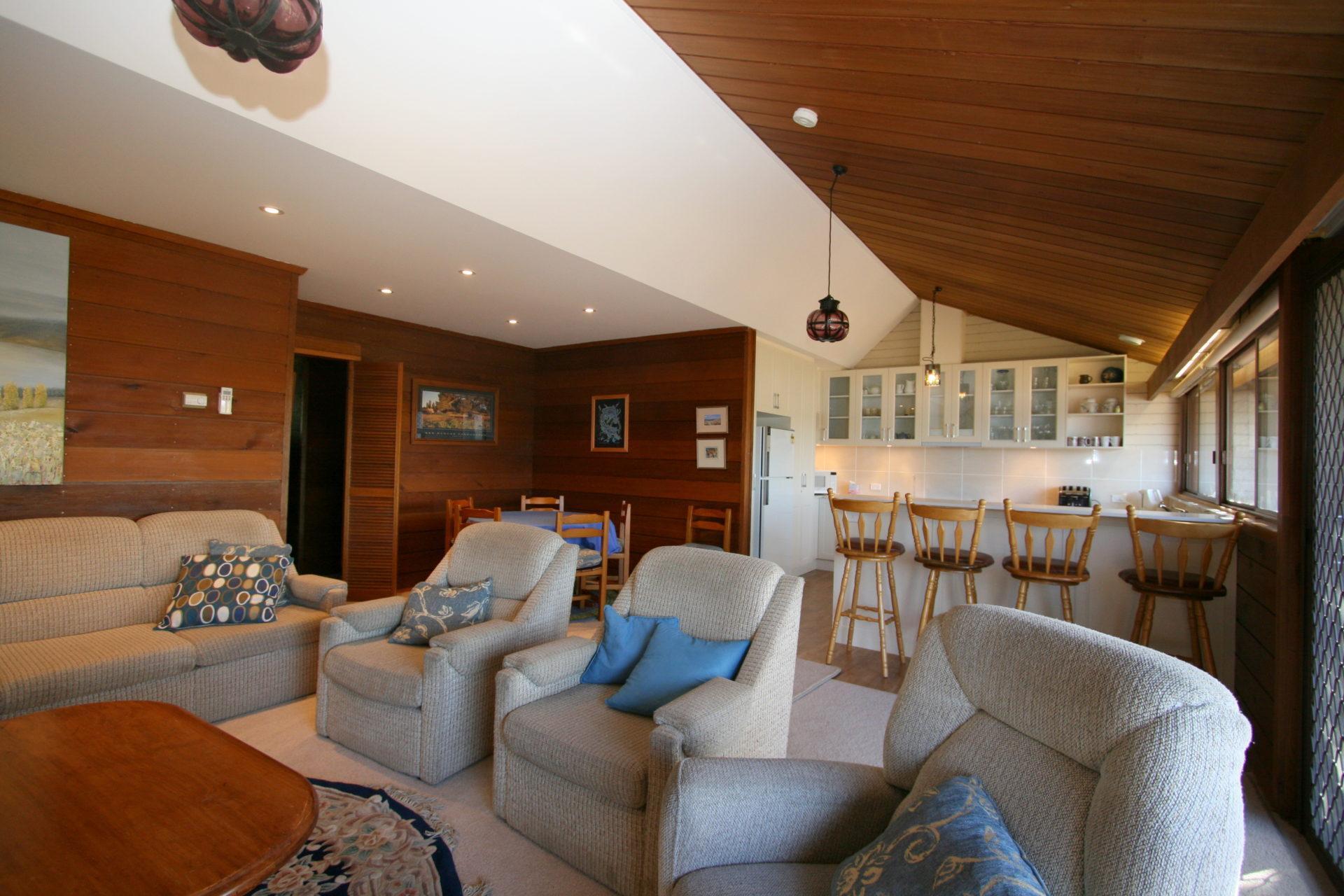 Platypus, Jindabyne - Living Room