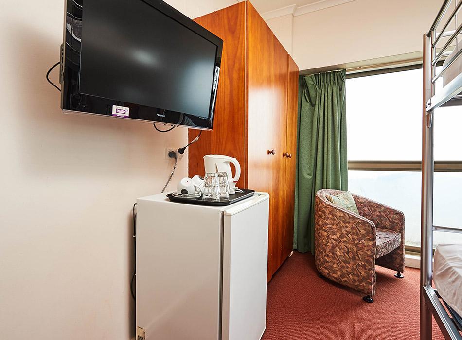 Abom Hotel, Mt Buller - Quad Room