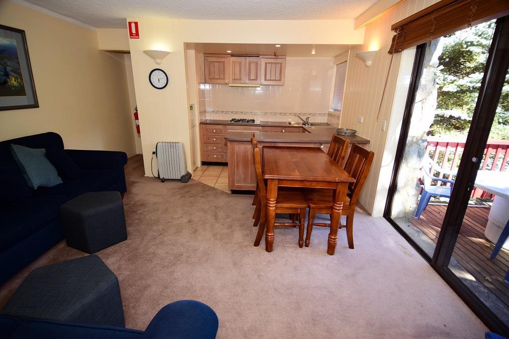 Steins 3C, Thredbo - Living Room