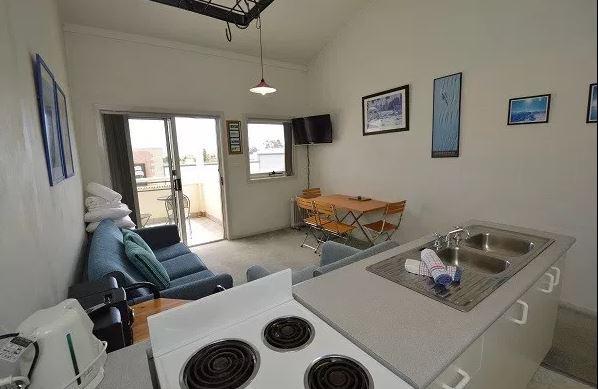 Razorback 3, Jindabyne - Living Area