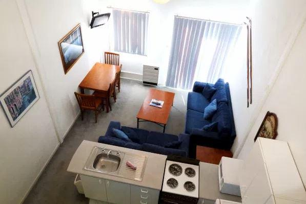 Razorback 4, Jindabyne - Living Area