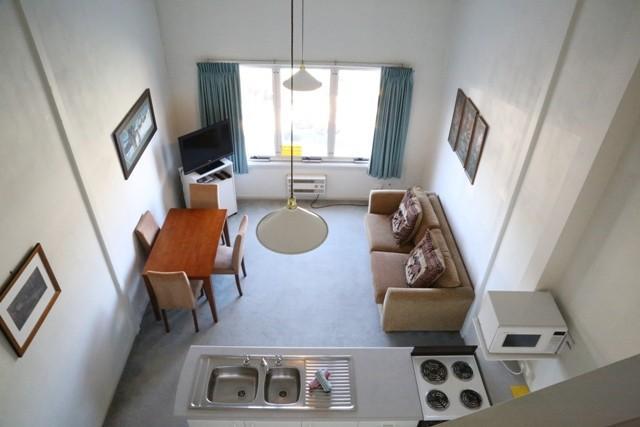 Razorback 9, Jindabyne - Living Area