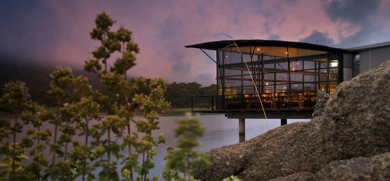Lake Crackenback Resort Restaurant