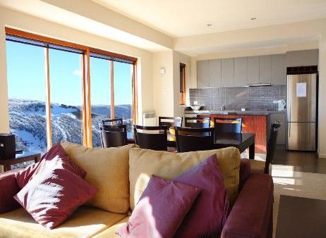 Sambuca 7, Hotham - Living Room