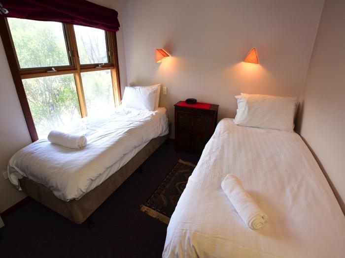 Silvergums, Thredbo - Bedroom