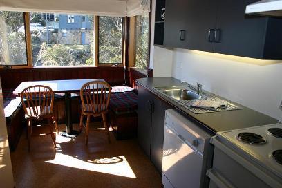 Silvergums, Thredbo - Kitchen and Dining