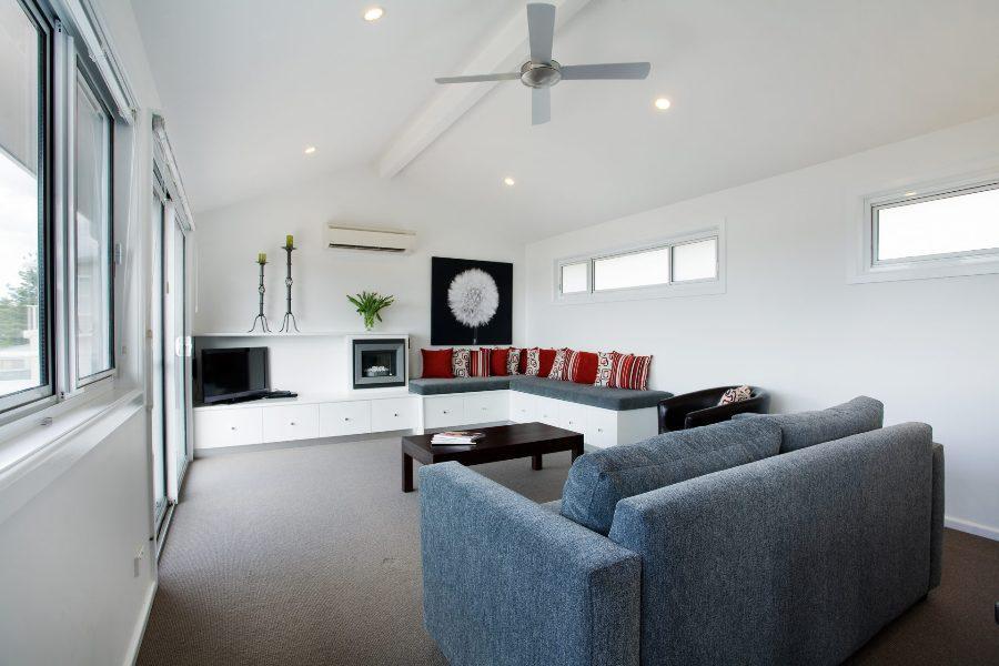 Silvermist, Jindabyne - Living Room