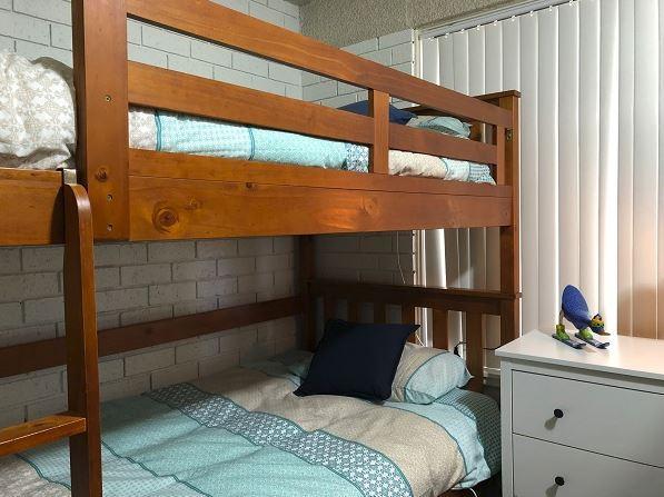 Silvers 1, Jindabyne - Bedroom