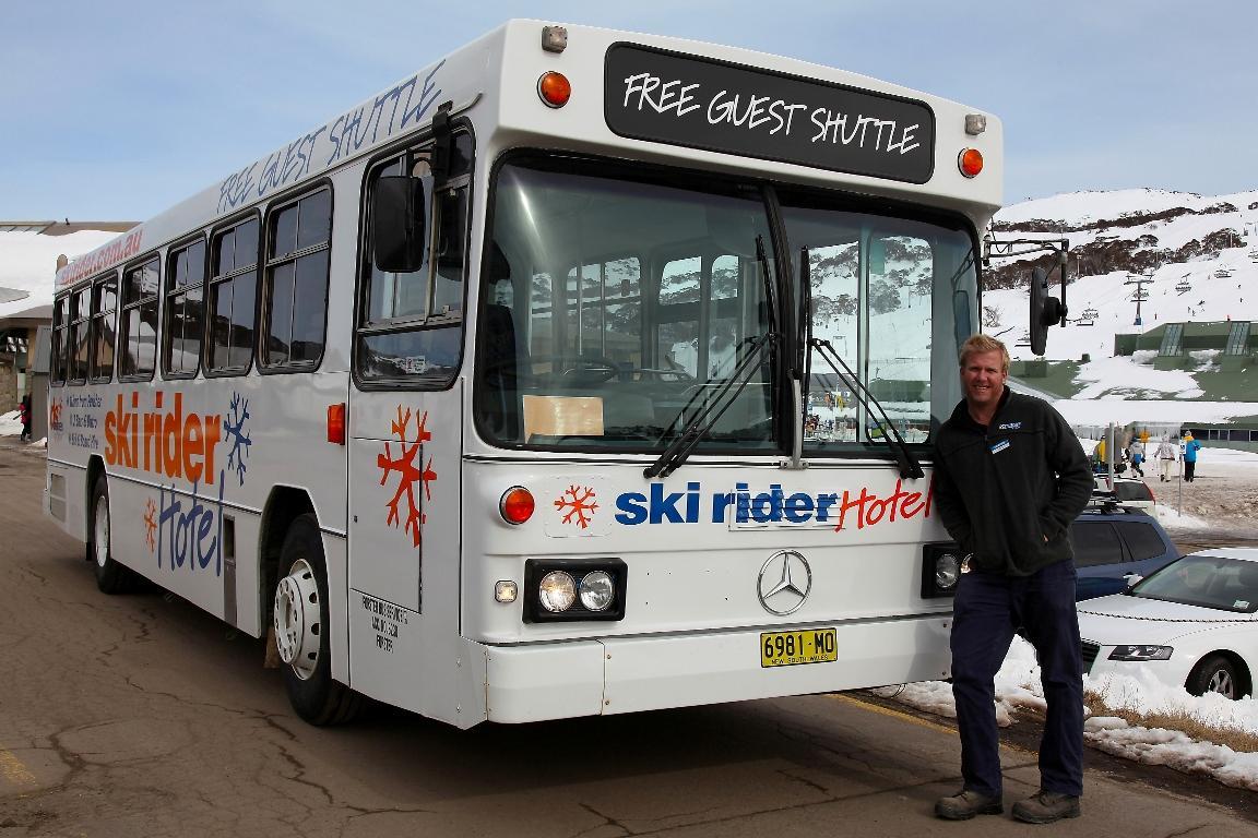 Ski Rider Hotel - Courtesy Shuttle